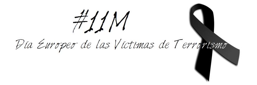 Resultado de imagen de dia de las victimas del terrorismo